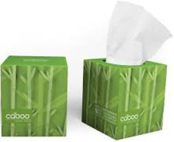 Facial Tissue Box (Caboo)